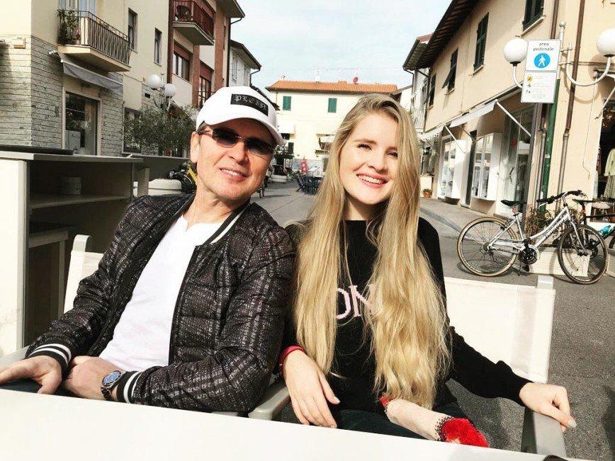 Дочь Александра Малинина - Устинья