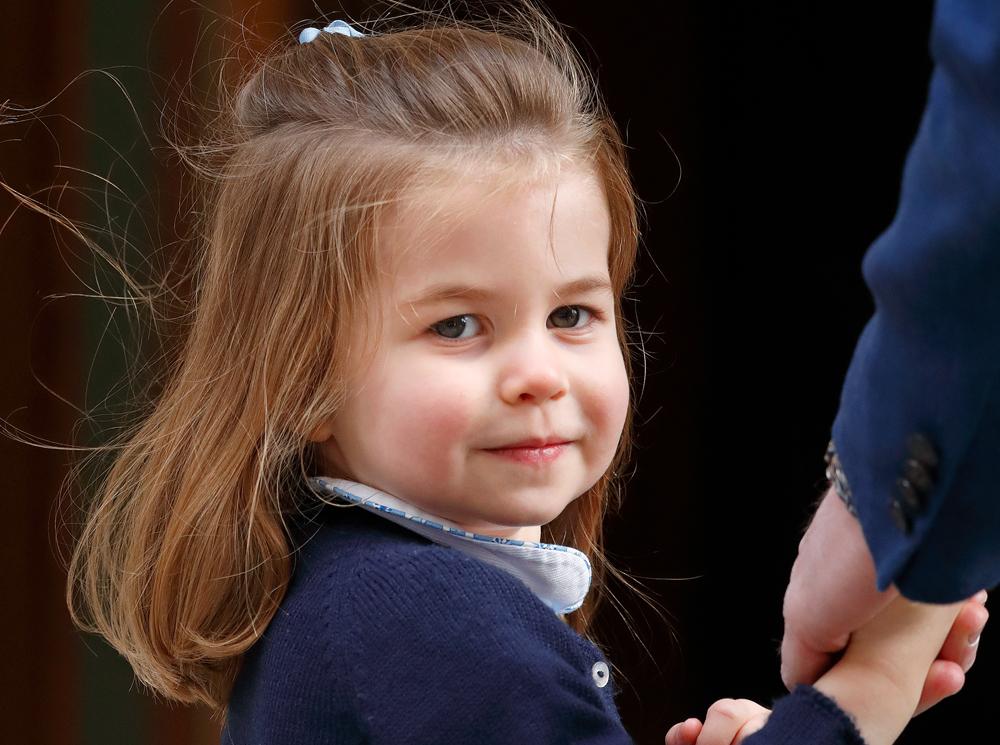 Принцесса Шарлотта Кембриджская ($5 миллиардов)